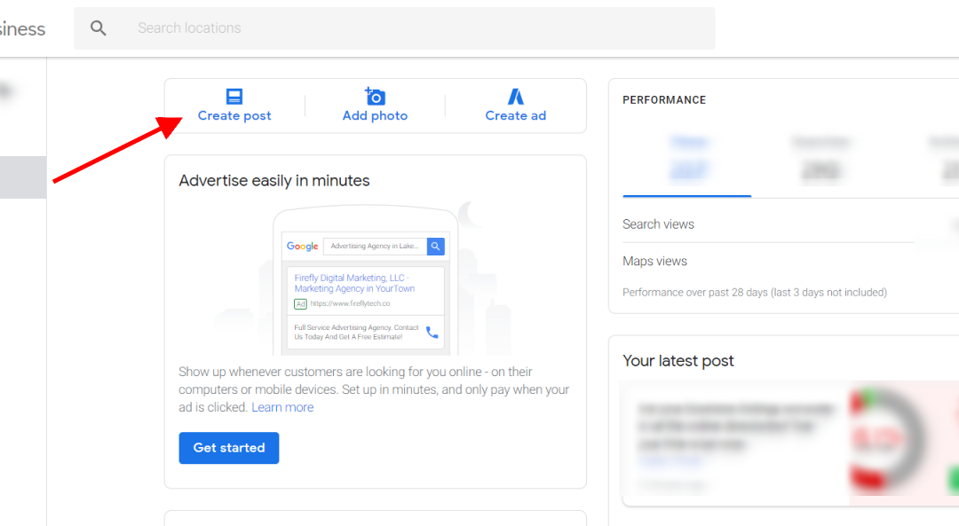 How to Create a Google Post on Google My Business