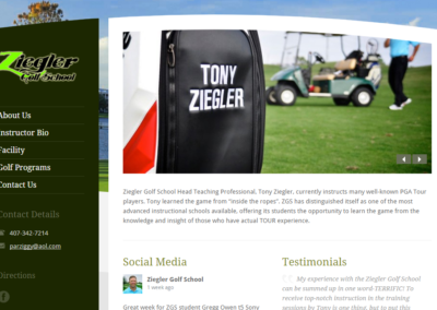 Ziegler Golf School